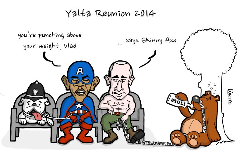 Jalta 1a - 14 okt 2014