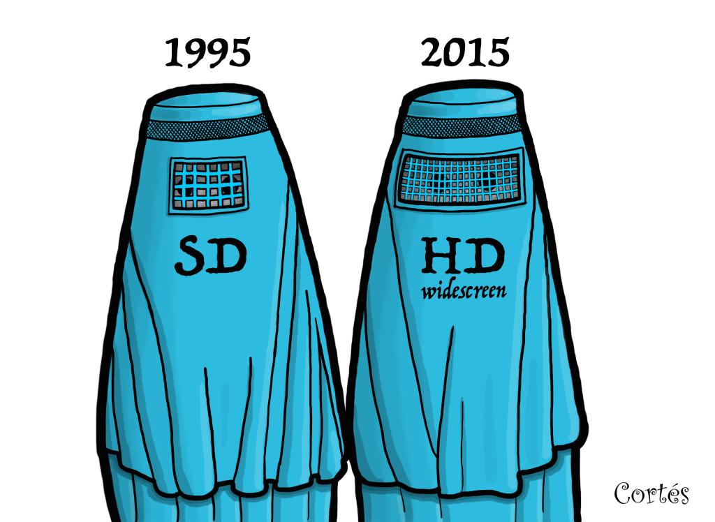 HD burka
