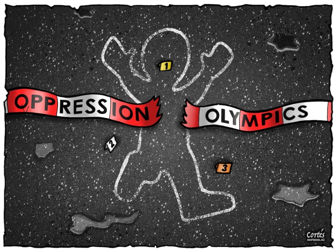 Oppression Olympics - 1200