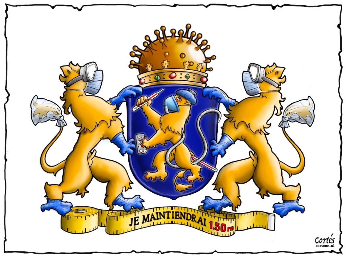 Covidrijk der Nederlanden - 1280